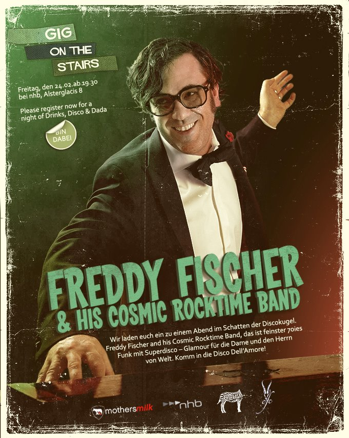 Promo Freddy Fischer