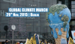 Global Climate March 2015 in Berlin